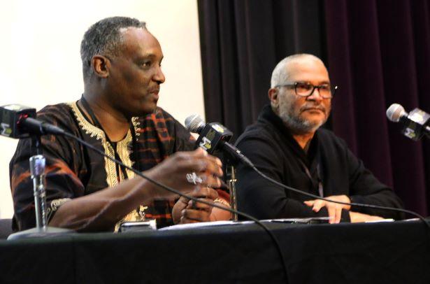 Dr.Greg Carr, Michael Simanga